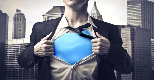 A super hero Christian